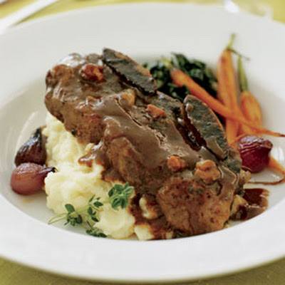 Braised Spiced Short Ribs