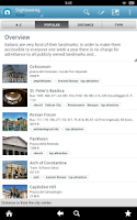 Screenshot of World Travel Guide by Triposo