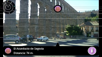 Screenshot of TourKhana Segovia