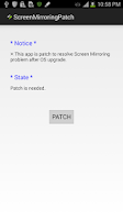 Screenshot of ScreenMirroring Patch