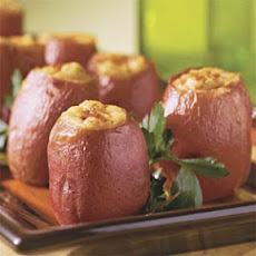 Southwest Twice-Baked New Potatoes