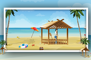Screenshot of Island Beach Escape