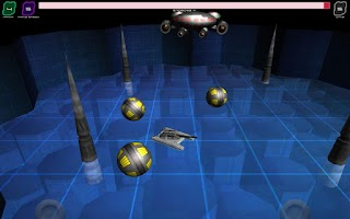 Screenshot of Tank Arena