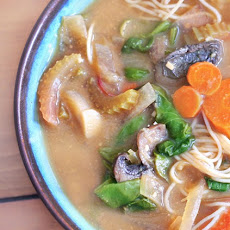 Hearty Vegetable Miso Soup
