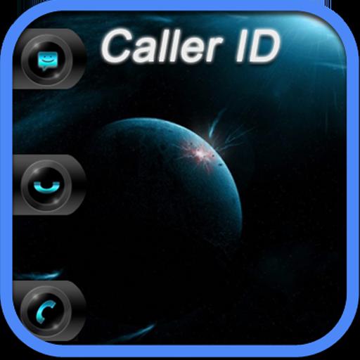 Rocket Caller ID Space Theme 通訊 App LOGO-APP試玩