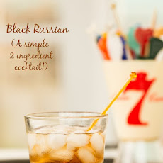The Black Russian | Tipsy Tuesday