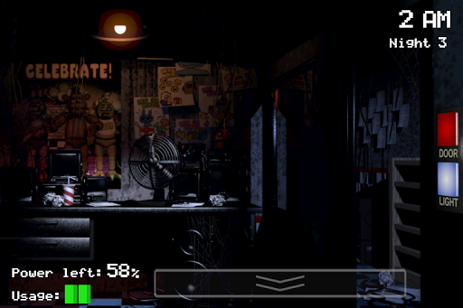 Five Nights at Freddys - screenshot