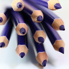 by Dipali S - Artistic Objects Education Objects ( crayon, blue pencils, in a row, colors, art, study, yellow, education, creativity, art and craft equipment, multi colored, draw, pencil, school, red, blue, vibrant color, artist's, large, object )