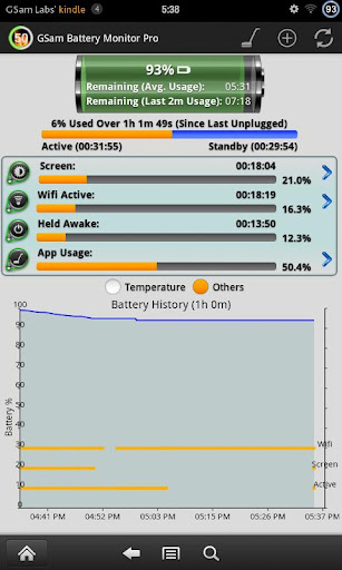 GSam Battery Monitor Pro v2.31