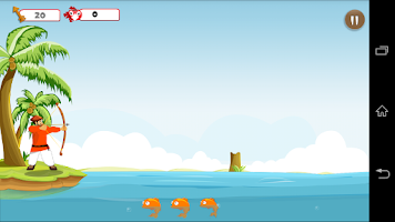 Screenshot of Crazy Bird Shooter & Hunter