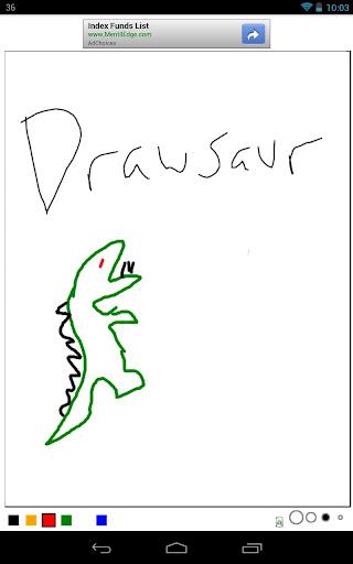 Drawsaur