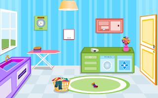 Screenshot of Escape Utility Room