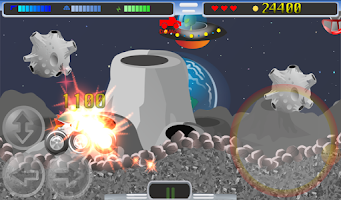 Screenshot of Moonwalker