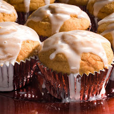 Pumpkin Cupcakes with Buttermilk Icing Recipe