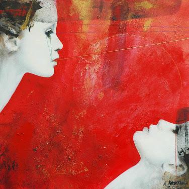 Obraz: Zawieszenie 2 - Agata Kosmala