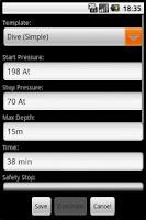 Screenshot of Trackeen Fishing and Diving Ed