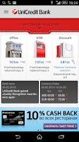 Screenshot of Mobile.UniCredit