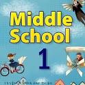 AE 중학교 1학년 영어 교과서단어 icon