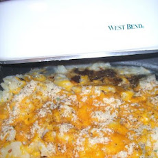 West Bend Electric Skillet Scalloped Potatoes