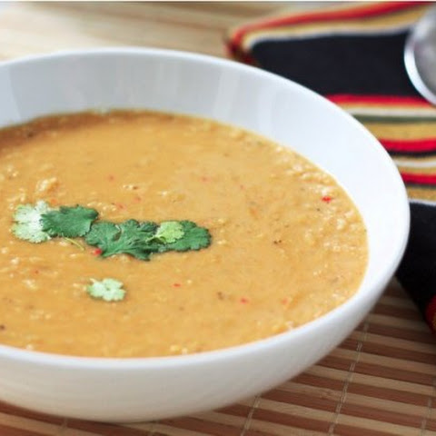 ... soup recipe with coconut milk spiced coconut lentil soup recipe yummly