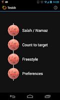 Screenshot of Tasbeeh / Tesbih