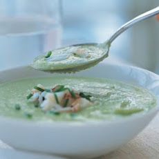 Crab and Avocado Soup