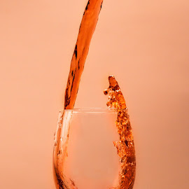 Wine by Mason Bletscher - Food & Drink Alcohol & Drinks ( cup, wine, splash, splash photography, wine glass, glass, splash water photography )