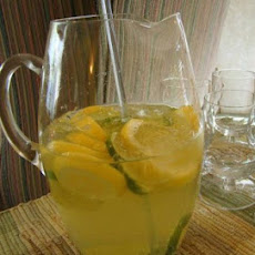Lemon Lime Sangria