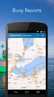 Screenshot of Marine Weather by AccuWeather