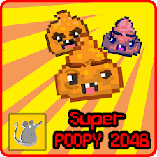Super Poopy 2048 - Mix Up!