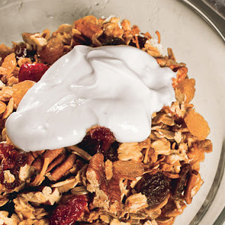 Granola Epicurious Recipes