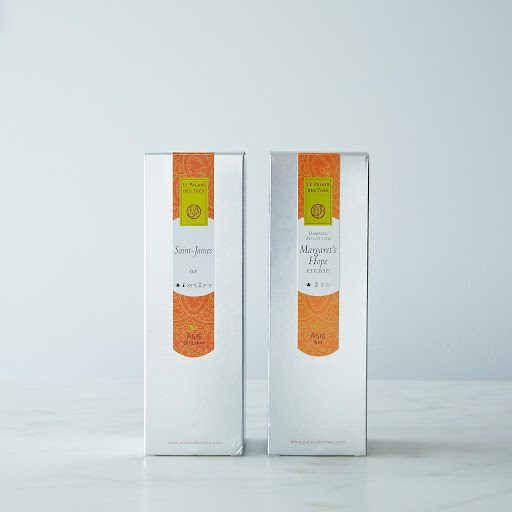 Darjeeling and Orange Pekoe Loose Leaf Tea Duo