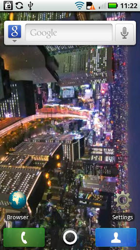 Tokyo LIVE TimeLapse WALLPAPER