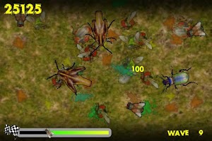 Screenshot of Bugsmasher Bugocalypse Pro