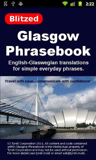 Glasgow Phrasebook LITE