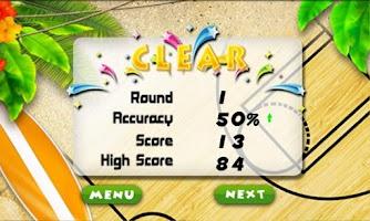 Screenshot of BasketBall 3D