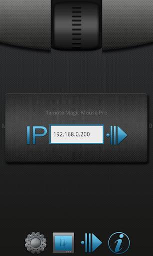 Remote Magic Mouse Pro