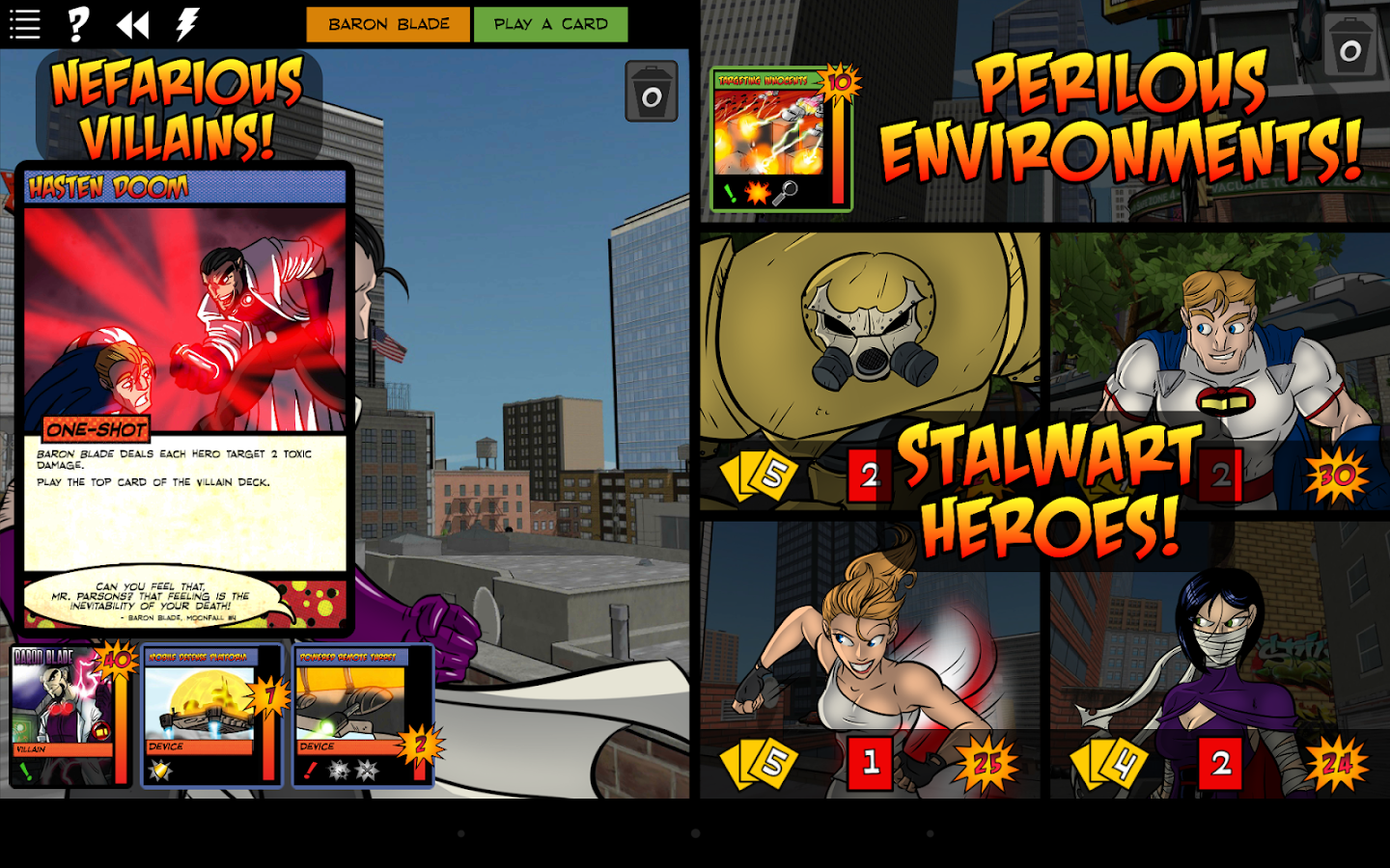 Sentinels of the Multiverse Screenshot 11