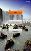 Screenshot of Nature soundz