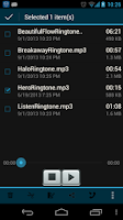 Screenshot of Ringtone Maker & MP3 Cutter