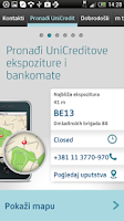 Screenshot of m-banking