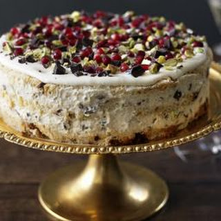Italian Christmas pudding cake