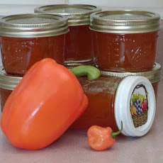 Spicy Hot Pepper Jelly