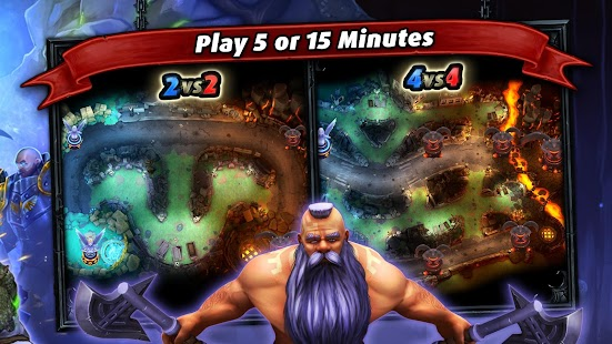 Heroes Of Soulcraft   Moba   Android Apps On Google Play