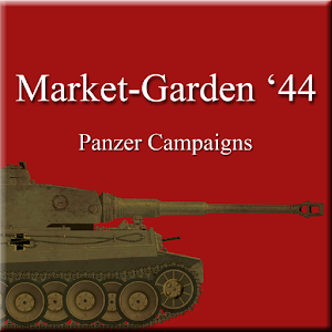 Cover art Panzer Cmp - Market-Garden 44