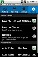 Screenshot of Cricter: ICC Cricket World Cup
