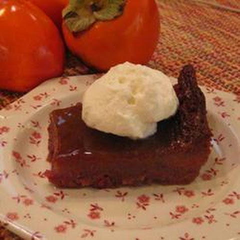 Persimmon Pudding Cake Recipes — Dishmaps