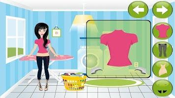 Screenshot of Dora Fashion Girl