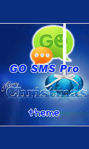GO SMS Pro Merry Christmas