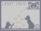 Thumbnail of the map 'LASER CATS!!!!!'